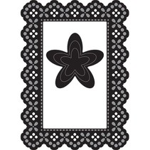 Marianne Design, Craftables Rectangle, CR1202.
