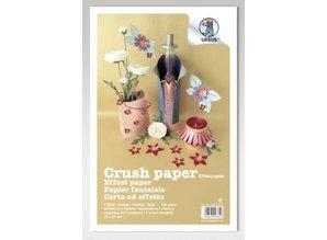 DESIGNER BLÖCKE  / DESIGNER PAPER Crush sorted paper 120gr., 21x33cm, 7 pages