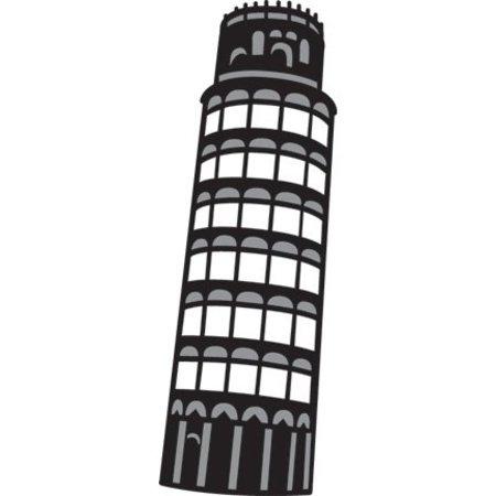 Marianne Design Marianne Design, Craftables Torre de Pisa, CR1222