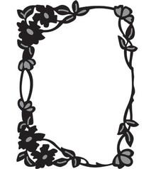 Marianne Design Marianne Design, Flower Craftables edge rectangle, CR1214.