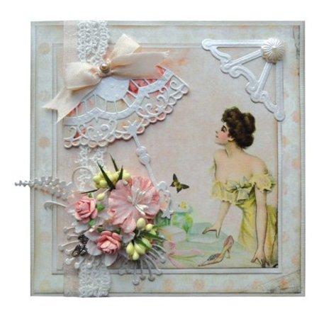 Marianne Design Marianne Design, Vintage parasol, CR0263
