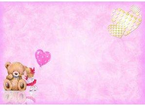 """Exlusiv Luksus Craft Kit card design """"My Best Friend"""" (Limited)"""