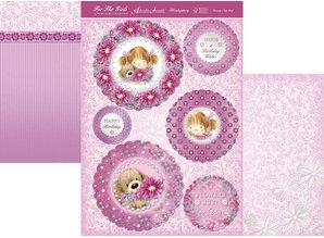"Exlusiv Lujo Craft Kit de diseño de la tarjeta ""Flor para mí"", (Limited)"