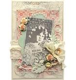 Marianne Design Marianne Design, Vintage romántica con el amor, CS0866 sello