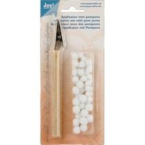 Joy Crafts, Applicatie Set voor Chalkbox.