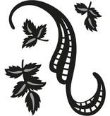 Marianne Design Marianne Design, Craftable Tiny´s swirls & leaves 3, CR1245.