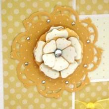 Marianne Design Marianne Design, Doily round, LR0168.