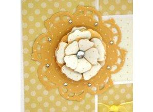 Marianne Design Marianne Design, Doily rund, LR0168.