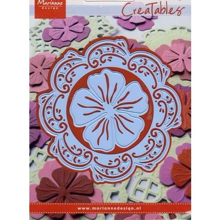 Marianne Design Marianne Design, tapetito redondo, LR0168.