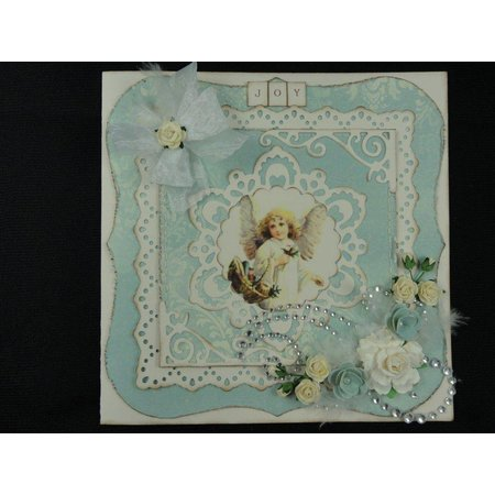 Marianne Design, Snowflake, LR0185.