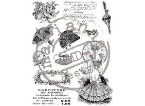 Marianne Design Transparent stamps, Victorian Ladies