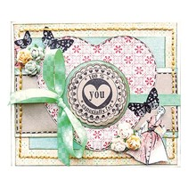 Marianne Design, Circle & the sentiments.