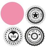 Marianne Design Marianne Design, Círculo y los sentimientos.