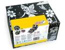 Kinder Bastelsets / Kids Craft Kits Kit del arte para niños, Artbox mariposa.