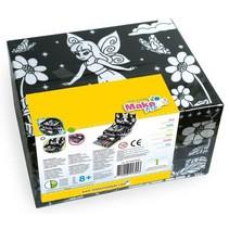 Bastelset für Kids, Artbox Schmetterling.