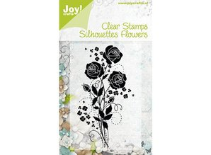 Joy!Crafts und JM Creation Joy Crafts, Clear stamps, Flowers 1