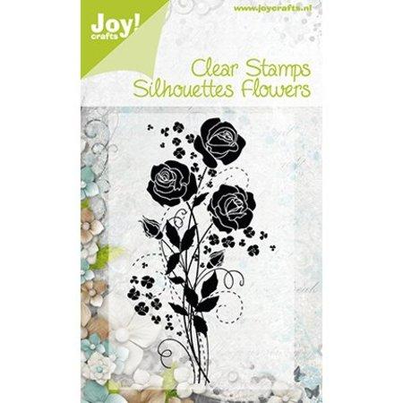 Joy!Crafts und JM Creation Joy Crafts, Transparent Stempel, Flowers 1.
