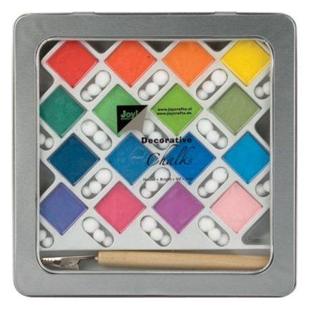FARBE / INK / CHALKS ... Decorative Chalks Pastel