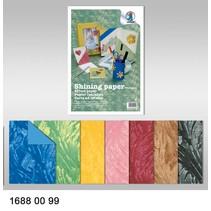 Effekt Papir, Shining papir, 23 x 33 cm, 230 gr / kvm
