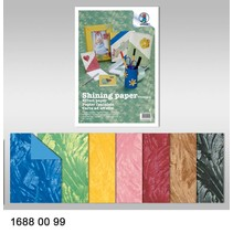 Effektpapier, Shining paper, 23 x 33 cm, 230 gr/qm