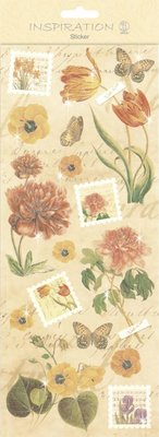 KARTEN und Zubehör / Cards Stickers: for card making, embellishments, etc., different designs