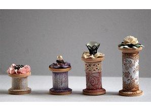 Objekten zum Dekorieren / objects for decorating Nostalgiske spoler