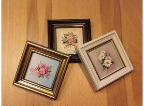 "BILDER / PICTURES: Studio Light, Staf Wesenbeek, Willem Haenraets 3D troquelado, mini, ""flores"""