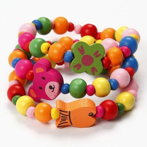 Kinder bastelsets kids craft kits kits pour les enfants - Perle pour enfant ...