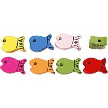 Kinder Bastelsets / Kids Craft Kits Kits, for børn armbånd træperler.