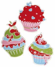 Tante Ema Woody litter parts: sugar tarts