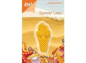 Joy!Crafts und JM Creation Alegría Crafts, hielo plantilla, 27x56mm.