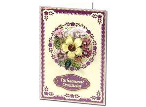 KARTEN und Zubehör / Cards Capa de Lujo tarjeta A6 clásico 3, 10.5 x 14.85 cm - Copy