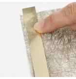 DESIGNER BLÖCKE  / DESIGNER PAPER 1 ark fiber papir, 21x30 cm, guld, 31g