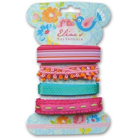 DEKOBAND / RIBBONS / RUBANS ... Eline's ribbons color, 4x1,9mtr