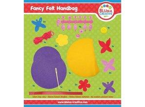 Kinder Bastelsets / Kids Craft Kits Bastelset für Kinder, Bärchen Tasche 20 x 23cm, TOTAL SÜSS!!