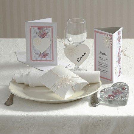 Designer Papier Scrapbooking: 30,5 x 30,5 cm Papier El papel del diseñador Pretty.