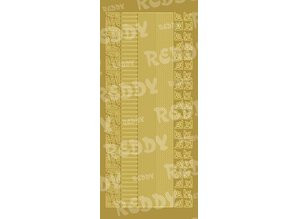 Sticker Decorative sticker, 10x23cm