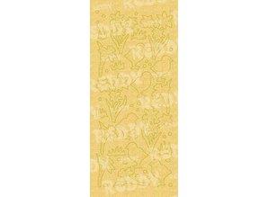 Sticker Etiqueta engomada decorativa, 10x23cm