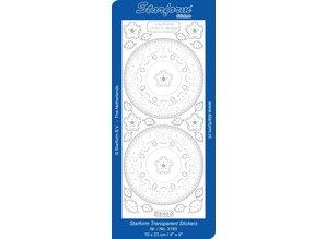 Sticker Dekorative klistermærker til tilfældigt design,