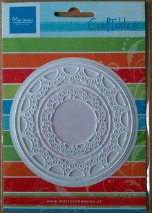 Marianne Design Marianne Design, Passepartout runde.