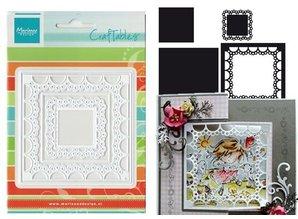 Marianne Design Marianne Design, Passe-partout square, CR1240