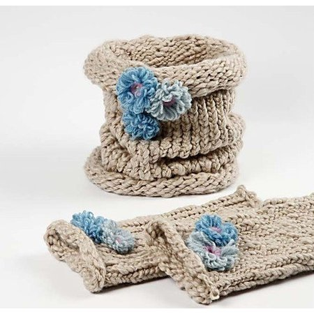 BASTELZUBEHÖR / CRAFT ACCESSORIES Strickring-Set