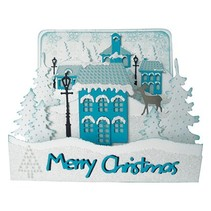 Marianne Design, mini Jul landsby no.2, COL1326
