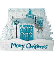 Marianne Design Marianne Design, mini villaggio di Natale no.2, COL1326