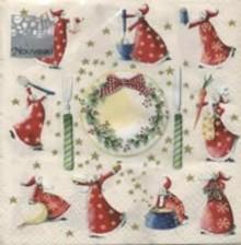 DECOUPAGE AND ACCESSOIRES Christmas napkins