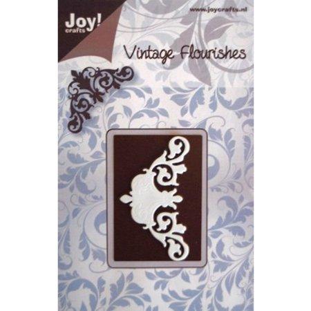 Joy!Crafts und JM Creation Joy Crafts, Schneideschablone Mery stencil Blume, Aufbau. - Copy