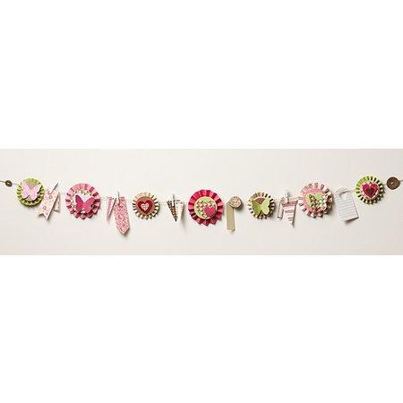 Designer Papier Scrapbooking: 30,5 x 30,5 cm Papier Kissing Booth, Heart breaker, Kis-3554, 30,5 x 30,5cm