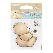"""Clear stamps, """"Thinking of You"""""""