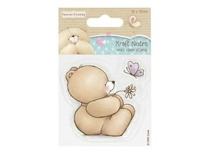 "Forever Friends Clear stamps, ""Thinking of You"""