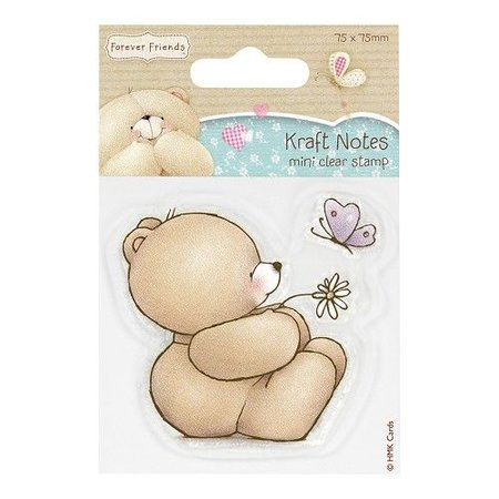"""Forever Friends Transparent-Stempel, """"Thinking of You"""""""